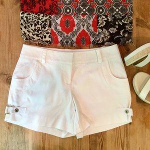 Cache White Shorts, 2